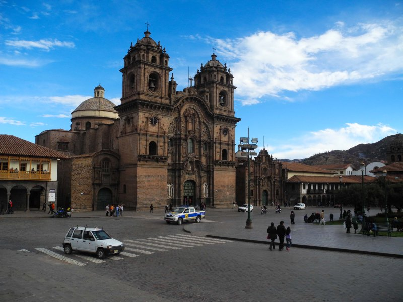 The City of Cusco Spoken In Pictures