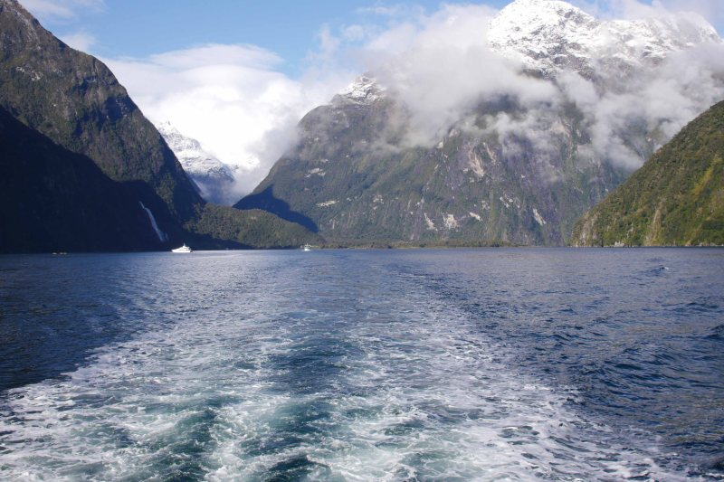 See To Believe – The Beauty Of Driving From Queenstown to Milford Sound