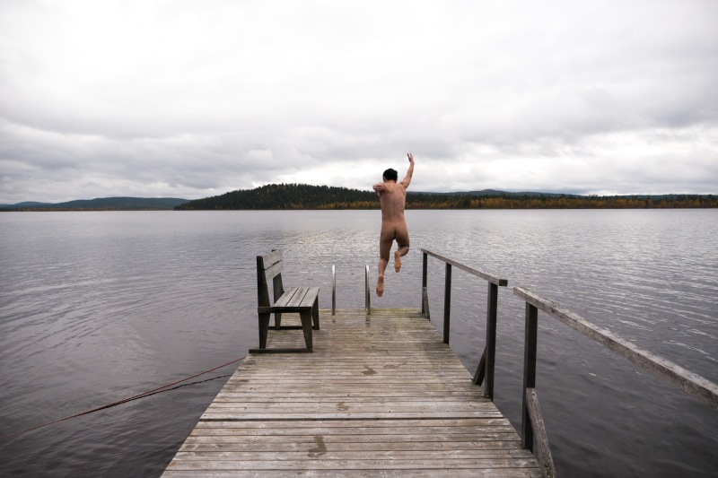 A Naked Asian In Finland – Taking Things Beyond FinnishSauna